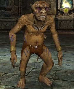 image de la creature éclaireur gobelin