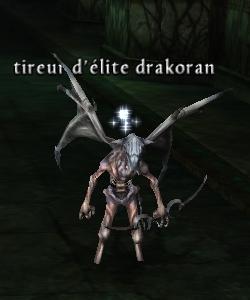 image de la creature tireur d'élite drakoran