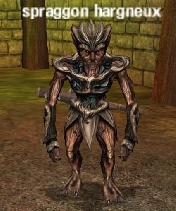 image de la creature spraggon hargneux