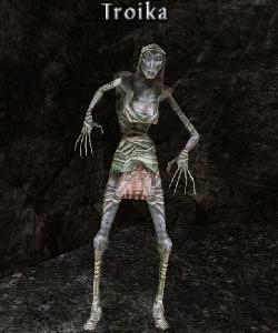 image de la creature Troika