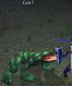 image de la creature Gorf