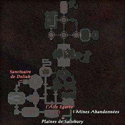 carte 019 de la zone Stonehenge