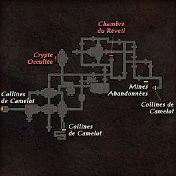 carte 021 de la zone Tombe de Mithra