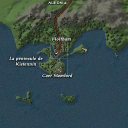 carte 027 de la zone Péninsule de Kystennin