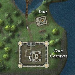 carte 029_00 de la zone Péninsule de Lamfhota