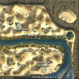 carte 038 de la zone Delta Stygien