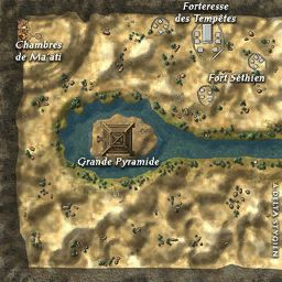 carte 039 de la zone Terres d'Atum