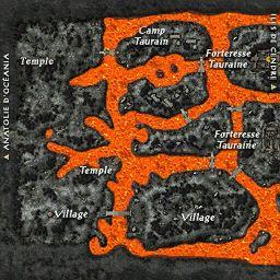carte 041 de la zone Volcania