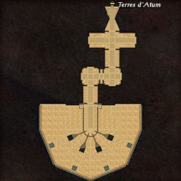carte 045 de la zone Grande Pyramide
