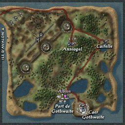 carte 051 de la zone Ile de Verre