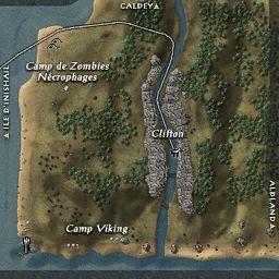 carte 055 de la zone Gwyddneau