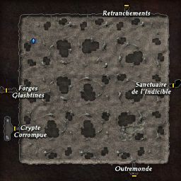 carte 066 de la zone Forêt Souterraine
