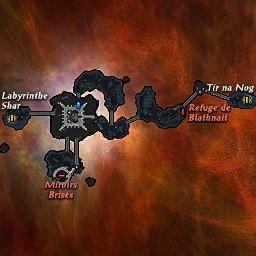 carte 092 de la zone Brèche