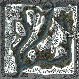carte 108 de la zone Raumarik