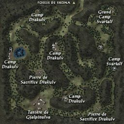 carte 116 de la zone Malmohus