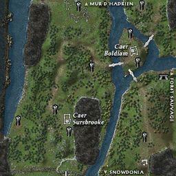 carte 177 de la zone Monts de Pennine