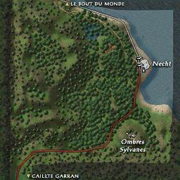 carte 186 de la zone Roc Vigilant