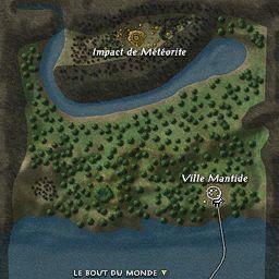 carte 187 de la zone Allta Fearann