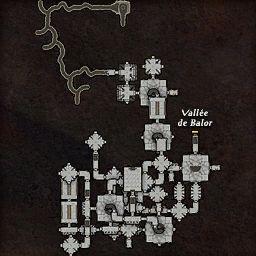 carte 190 de la zone Tur Suil