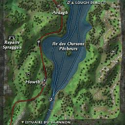 carte 201 de la zone Monts d'argent