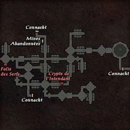 carte 221 de la zone Tombe de Muire