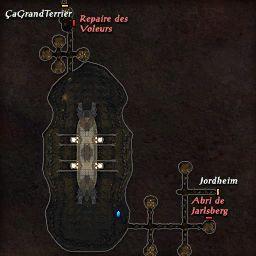 carte 229 de la zone Appel du Valhalla