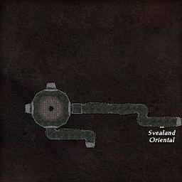 carte 305 de la zone Tombeau Oublié