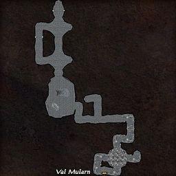 carte 318 de la zone Grotte Voilée