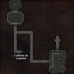 carte 386 de la zone Tombeaux Brisés