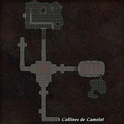 carte 388 de la zone Tombeaux Brisés