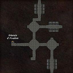 carte 415 de la zone Chambre Funéraire