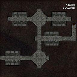 carte 416 de la zone Chambre Funéraire