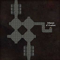 carte 419 de la zone Chambre Funéraire