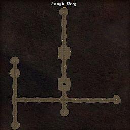 carte 444 de la zone Grotte Lugubre