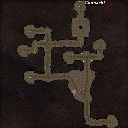 carte 471 de la zone Mines Désaffectées