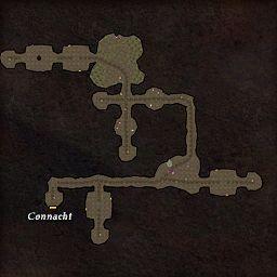 carte 486 de la zone Mines Désaffectées