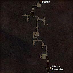 carte 487 de la zone Mine du Désespoir