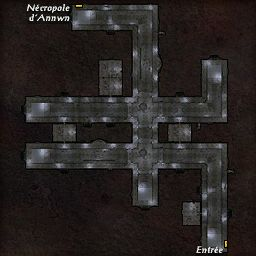 carte 495 de la zone Sanctuaire