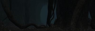 image de la zone Forêt Souterraine