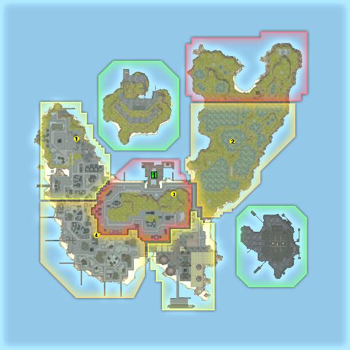 Carte de La Baie Sanglante