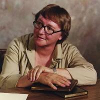 portrait de Marion Zimmer Bradley