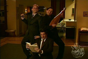 Notre trio