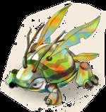 scaraquadricolore