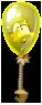 Foire du Trool ballon dofus ocre