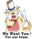 We want you for JOL