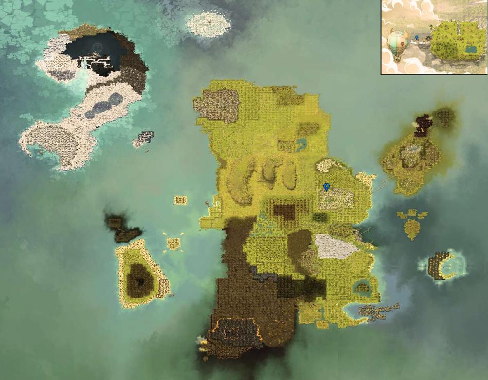 Cartographie Guide du Bouftard