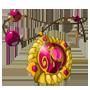 Amulette de Miss Monde des Douze