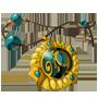 Amulette de Mister Monde des Douze