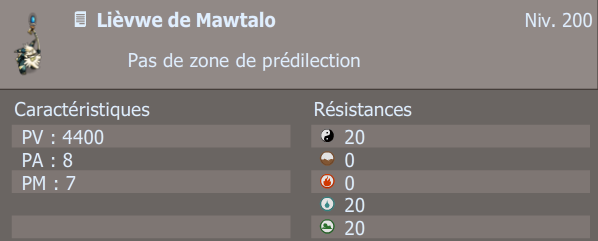 Lièvwe de Mawtalo