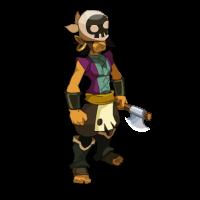 Bandit du clan des Roublards